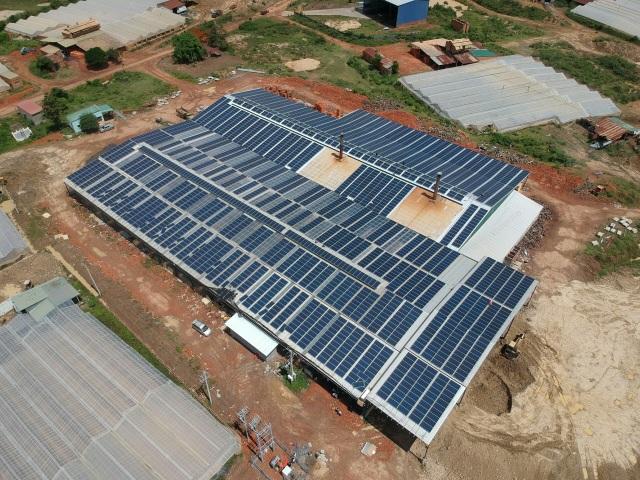 """Ngăn chặn """"đường lưỡi bò"""" xuất hiện trên thiết bị điện năng lượng mặt trời - 1"""