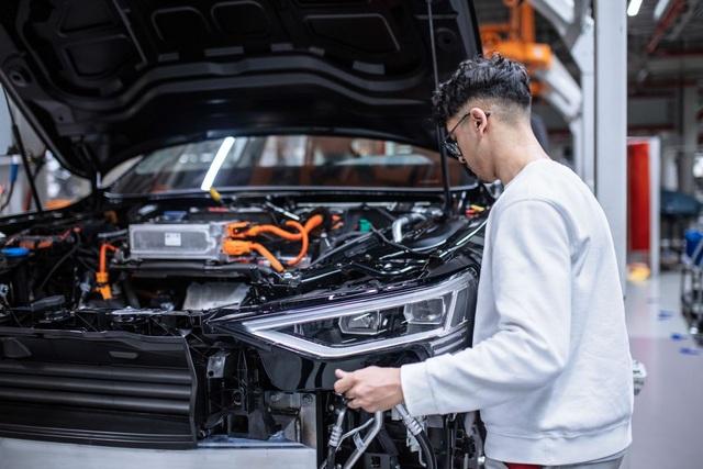 Audi cắt giảm 9.500 việc làm, dọn đường cho kế hoạch phát triển xe điện - 1