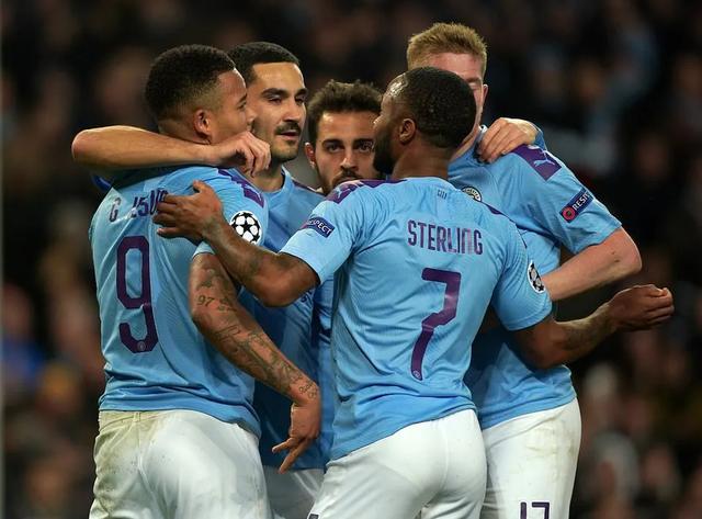 Man City giành vé đi tiếp sau trận hòa nhẹ trước Shakhtar - 1