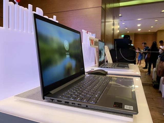 Lenovo ra mắt ThinkBook 14/15: Kiểu dáng mới, bảo mật tốt, giá từ 12 triệu đồng - 5