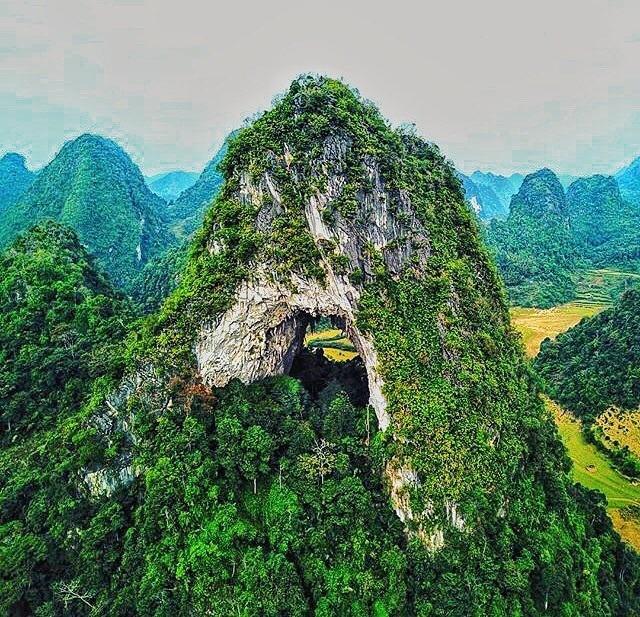 Dân phượt phát sốt với thung lũng tuyệt tình cốc đẹp quên lối về ở Cao Bằng - 2