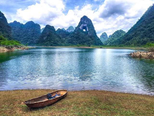 Dân phượt phát sốt với thung lũng tuyệt tình cốc đẹp quên lối về ở Cao Bằng - 4