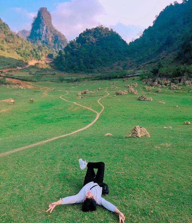 Dân phượt phát sốt với thung lũng tuyệt tình cốc đẹp quên lối về ở Cao Bằng - 7