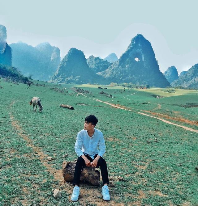 Dân phượt phát sốt với thung lũng tuyệt tình cốc đẹp quên lối về ở Cao Bằng - 6