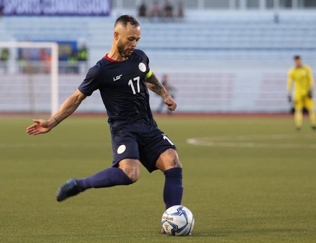 U22 Philippines 1-2 U22 Myanmar: Chủ nhà gặp khó - 4