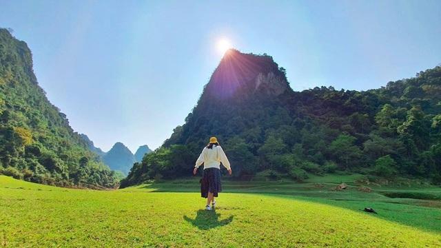 Dân phượt phát sốt với thung lũng tuyệt tình cốc đẹp quên lối về ở Cao Bằng - 8