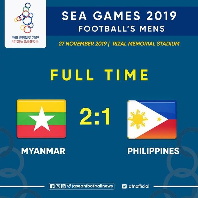 U22 Philippines 1-2 U22 Myanmar: Chủ nhà gặp khó - 5