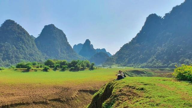Dân phượt phát sốt với thung lũng tuyệt tình cốc đẹp quên lối về ở Cao Bằng - 9