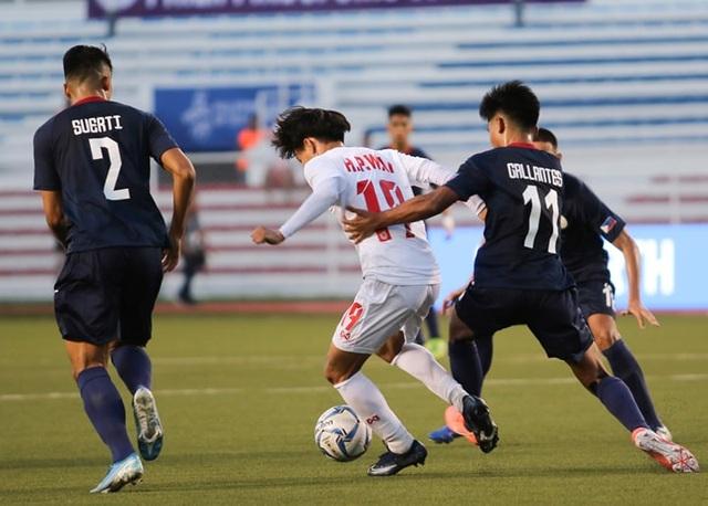 U22 Philippines 1-2 U22 Myanmar: Chủ nhà gặp khó - 2