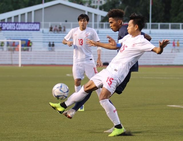 U22 Philippines 1-2 U22 Myanmar: Chủ nhà gặp khó - 3
