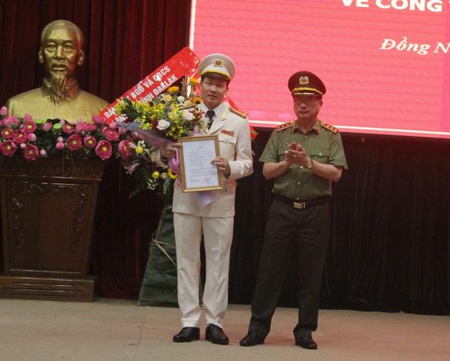Đồng Nai có tân Giám đốc Công an tỉnh 43 tuổi - 1