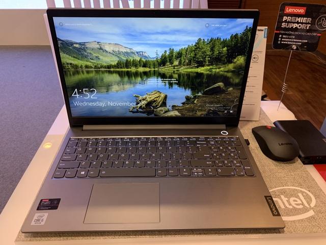 Lenovo ra mắt ThinkBook 14/15: Kiểu dáng mới, bảo mật tốt, giá từ 12 triệu đồng - 3