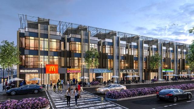 Ra mắt phố Thương Gia: Cà Mau New City tiếp tục hút khách - 2