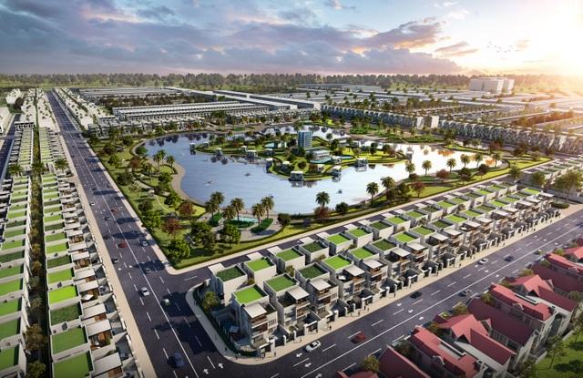 Ra mắt phố Thương Gia: Cà Mau New City tiếp tục hút khách - 3