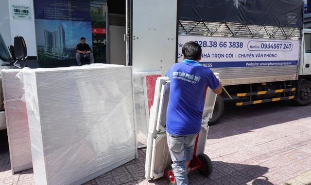 Dịch vụ chuyển nhà trọn gói TPHCM tại Phú Mỹ Express – giá rẻ mà chất lượng không rẻ - 3