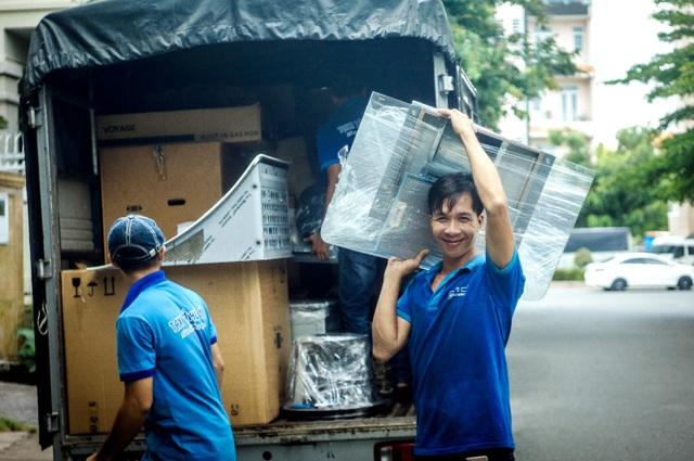 Dịch vụ chuyển nhà trọn gói TPHCM tại Phú Mỹ Express – giá rẻ mà chất lượng không rẻ - 4