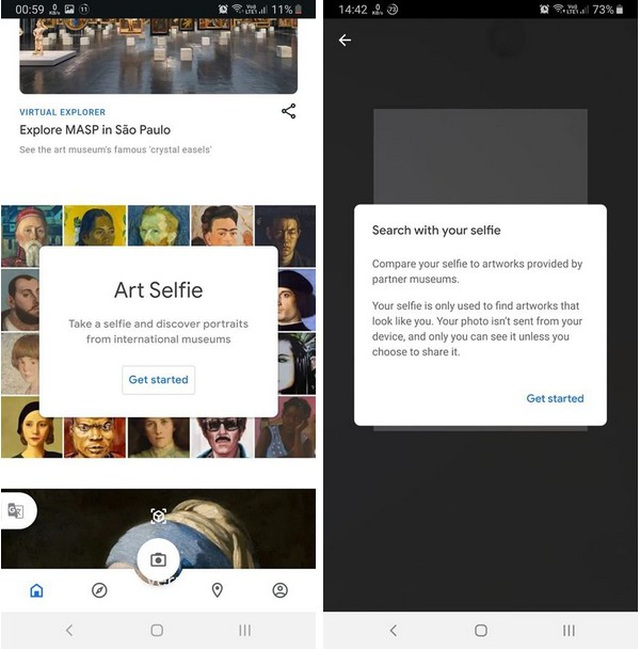 Thú vị ứng dụng kiểm tra ảnh chân dung của mình giống tác phẩm nghệ thuật nào - 2