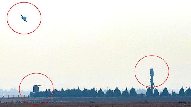 """Video Thổ Nhĩ Kỳ dùng F-16 Mỹ làm """"bia"""" thử nghiệm cho S-400 Nga - 1"""