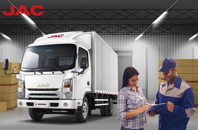 JAC – Sản phẩm chất lượng quốc tế dành cho người Việt - 1