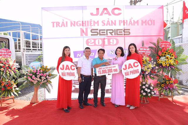 JAC – Sản phẩm chất lượng quốc tế dành cho người Việt - 2