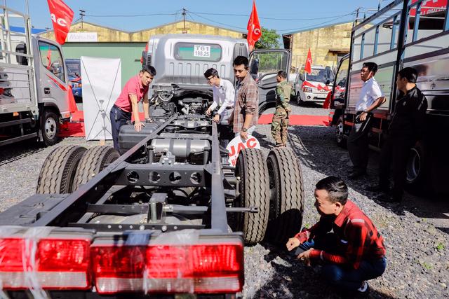 JAC – Sản phẩm chất lượng quốc tế dành cho người Việt - 3