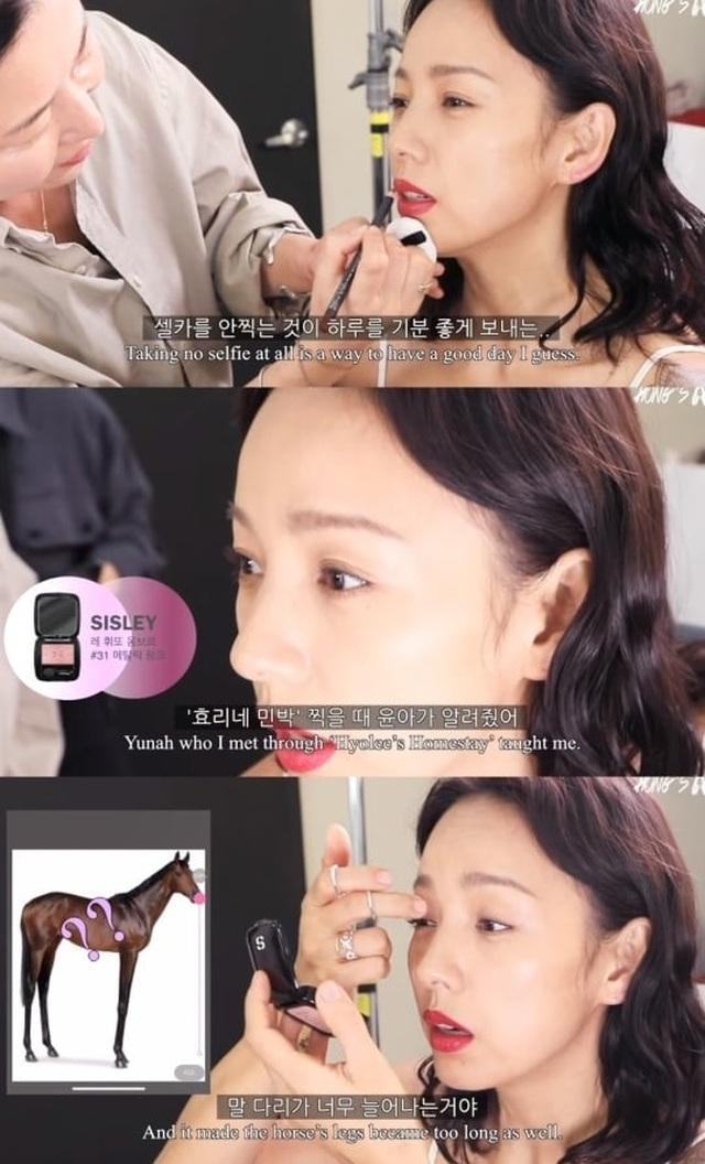 """Lee Hyori: """"Tôi ghét các ứng dụng chỉnh sửa ảnh"""" - 2"""