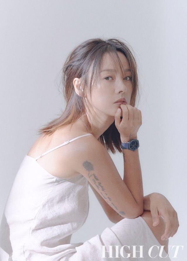 """Lee Hyori: """"Tôi ghét các ứng dụng chỉnh sửa ảnh"""" - 3"""