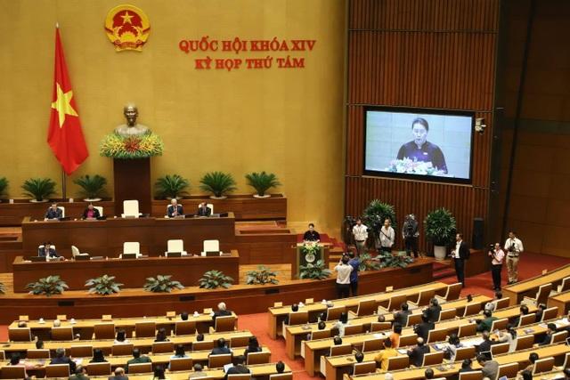 Chủ tịch Quốc hội: Kiên trì, kiên quyết bảo vệ chủ quyền trên Biển Đông - 1