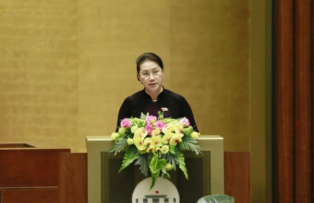 Chủ tịch Quốc hội: Kiên trì, kiên quyết bảo vệ chủ quyền trên Biển Đông - 2