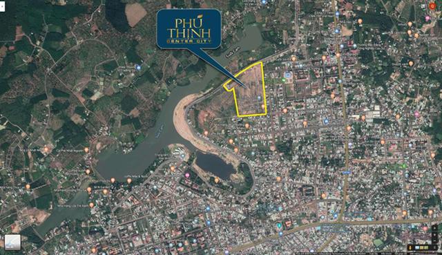 Phú Thịnh Center City - Dự án sở hữu khu đất vàng tại TP Đồng Xoài? - 2