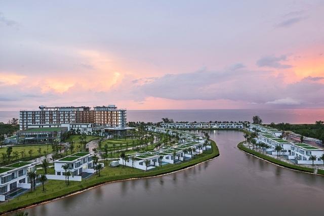 """""""Mövenpick Resort Waverly Phú Quốc sẽ chính thức khai trương trước thềm năm mới """" - 2"""