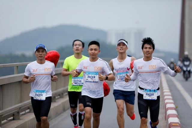Thương hiệu 361º truyền lửa đam mê cho hàng nghìn VĐV tại giải Halong Heritage Marathon 2019 - 3