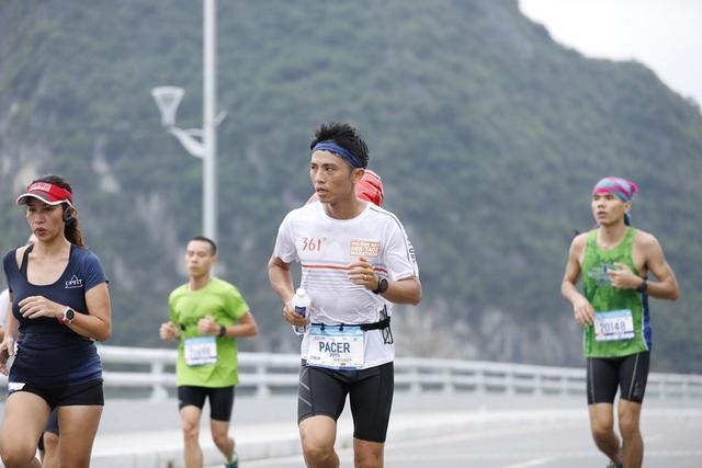Thương hiệu 361º truyền lửa đam mê cho hàng nghìn VĐV tại giải Halong Heritage Marathon 2019 - 4