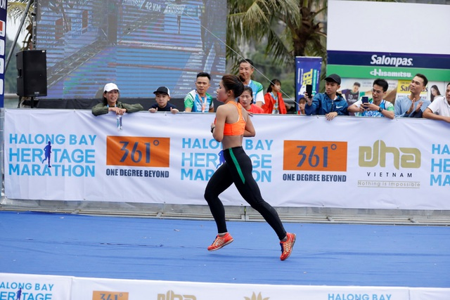 Thương hiệu 361º truyền lửa đam mê cho hàng nghìn VĐV tại giải Halong Heritage Marathon 2019 - 8
