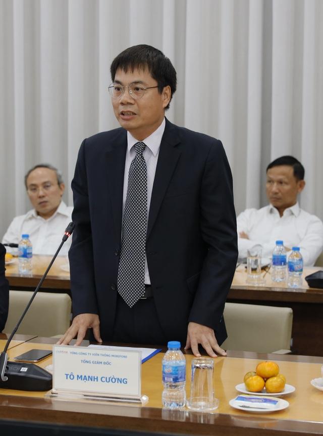 MobiFone bổ nhiệm ông Tô Mạnh Cường giữ chức Tổng Giám đốc - 2