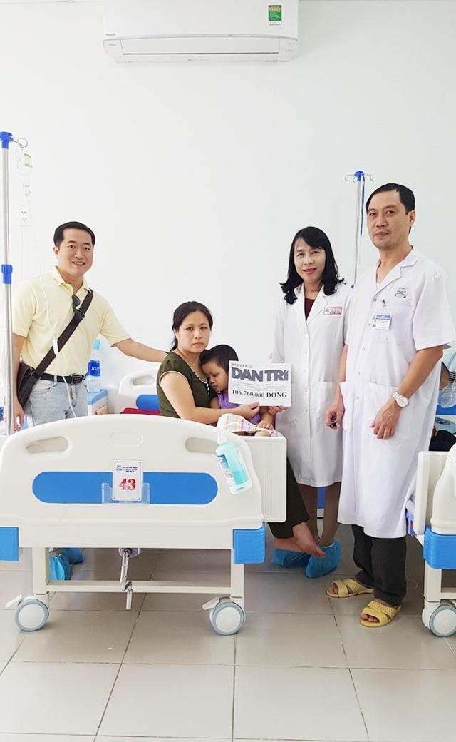 Bé gái bị ung thư thắp lên hy vọng được ghép tủy với sự giúp đỡ của Nhật Bản - 1