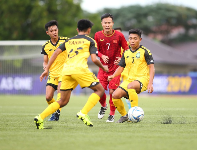 Triệu Việt Hưng: Điểm sáng ở tuyến giữa của U22 Việt Nam tại SEA Games 30 - 3