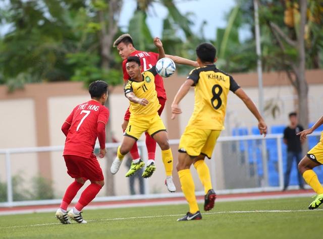 Triệu Việt Hưng: Điểm sáng ở tuyến giữa của U22 Việt Nam tại SEA Games 30 - 4