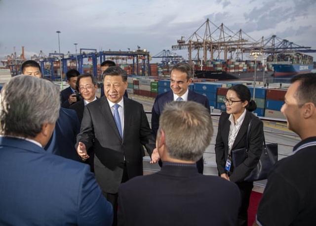 """Lo ngại """"vòi"""" đầu tư vươn dài khắp châu Âu của Trung Quốc - 2"""