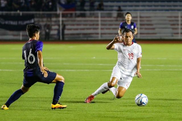 Thắng đậm Timor Leste, U22 Campuchia vươn lên đứng đầu bảng A - 2