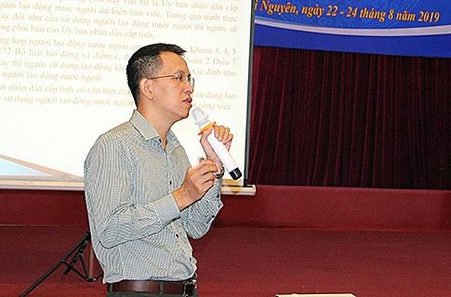 Hơn 92.000 lao động nước ngoài làm việc tại Việt Nam - 2