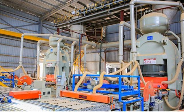 Gạch AMYGRES  ứng dụng công nghệ sản xuất thông minh tạo bước đột phá - 2