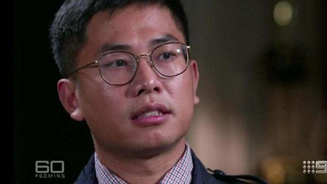 Trung Quốc tung bằng chứng điệp viên đào tẩu sang Australia thú tội lừa đảo - 1