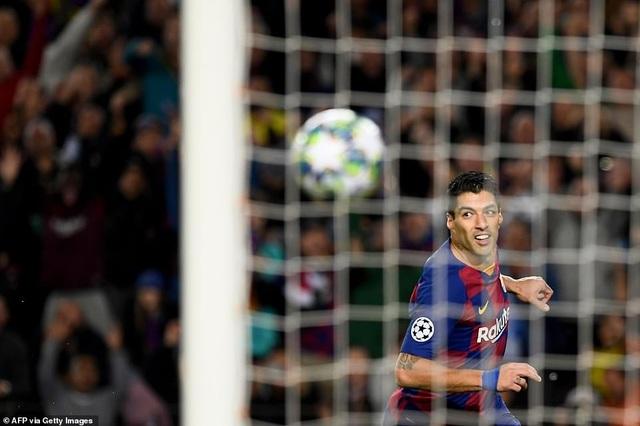 Messi tỏa sáng, Barcelona hạ Dortmund và giành vé đi tiếp - 2