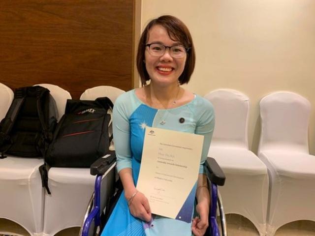 4 người trẻ khuyết tật tài năng vượt lũy tre làng, vươn ra thế giới - 2