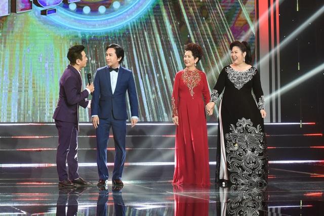 Nam Cường nhận cơn mưa lời khen từ NSƯT Kim Tử Long, danh ca Phương Dung - 1