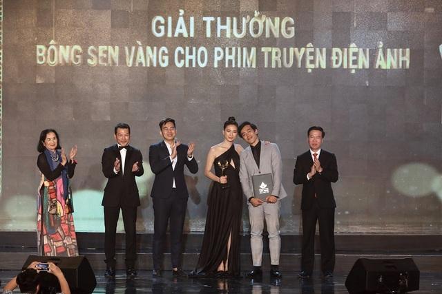 """""""Song Lang"""" đoạt Bông sen Vàng, Trấn Thành giành giải Diễn viên xuất sắc - 2"""