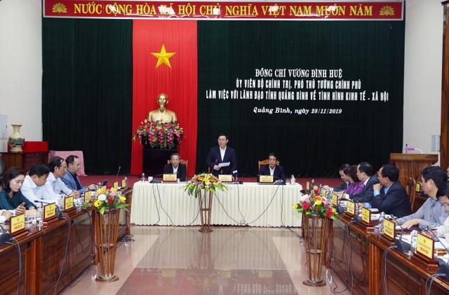 Phó Thủ tướng: Quảng Bình cần học Đà Nẵng về phát triển kinh tế du lịch! - 2