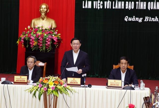 Phó Thủ tướng: Quảng Bình cần học Đà Nẵng về phát triển kinh tế du lịch! - 1