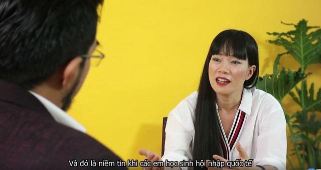 """Thạc sỹ Harvard: """"Chúng tôi muốn học sinh Việt Nam ở đâu cũng thành công - 1"""